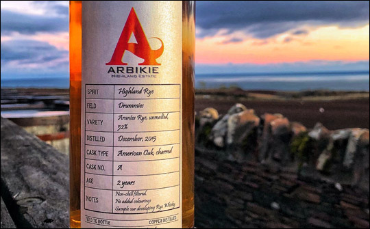 Arbikie Distillery
