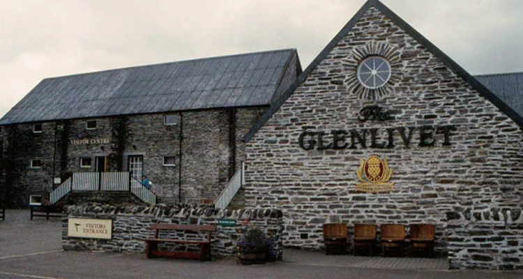 The Glenlivet Distillery*
